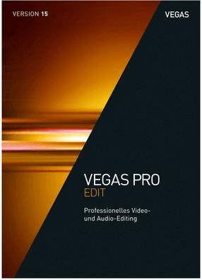 Magix Vegas Pro 15 Edit