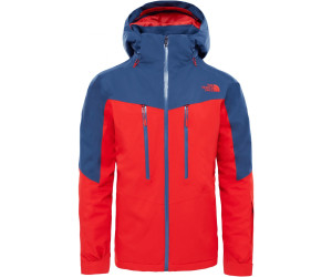 north face chakal jacke gelb