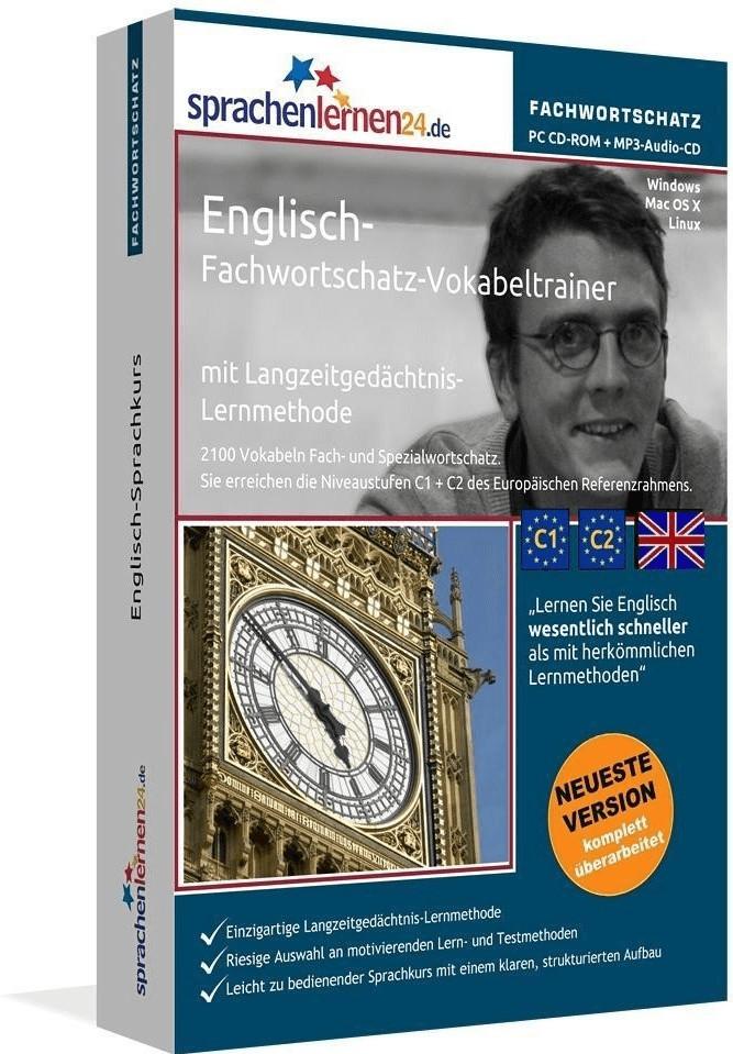 sprachenlernen24 Englisch Fachwortschatz Vokabe...