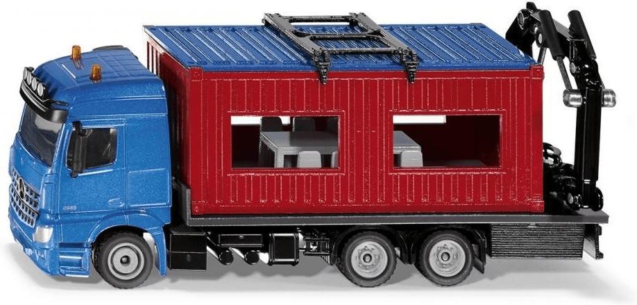 Siku LKW mit Baucontainer (3556)