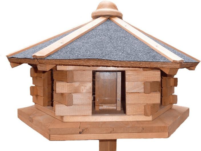 Promadino Vogelhaus Fehmarn 59x50x38 cm