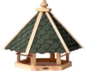 dobar vogelhaus aus holz sechseckig 98521fsce ab 45 44 preisvergleich bei. Black Bedroom Furniture Sets. Home Design Ideas
