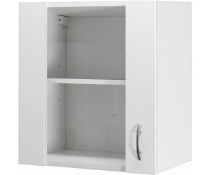 flex well k chen glash ngeschrank wito 50cm wei ab 55 00. Black Bedroom Furniture Sets. Home Design Ideas
