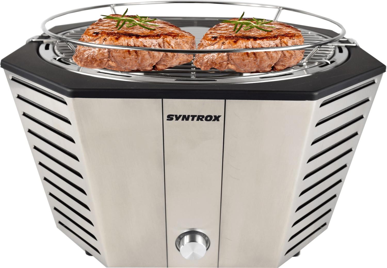 Syntrox Germany Grill Chef BG-100