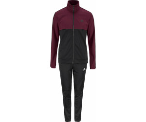 8eec64d090b8 Buy Adidas Back 2 Basics 3-Stripes Tracksuit black maroon black from ...