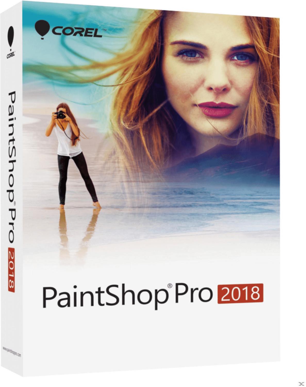 Image of Corel PaintShop Pro 2018