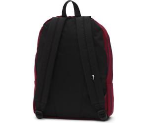 5d48fec4ad Buy Vans Realm Backpack tibetan red stripe from £32.99 – Best Deals ...