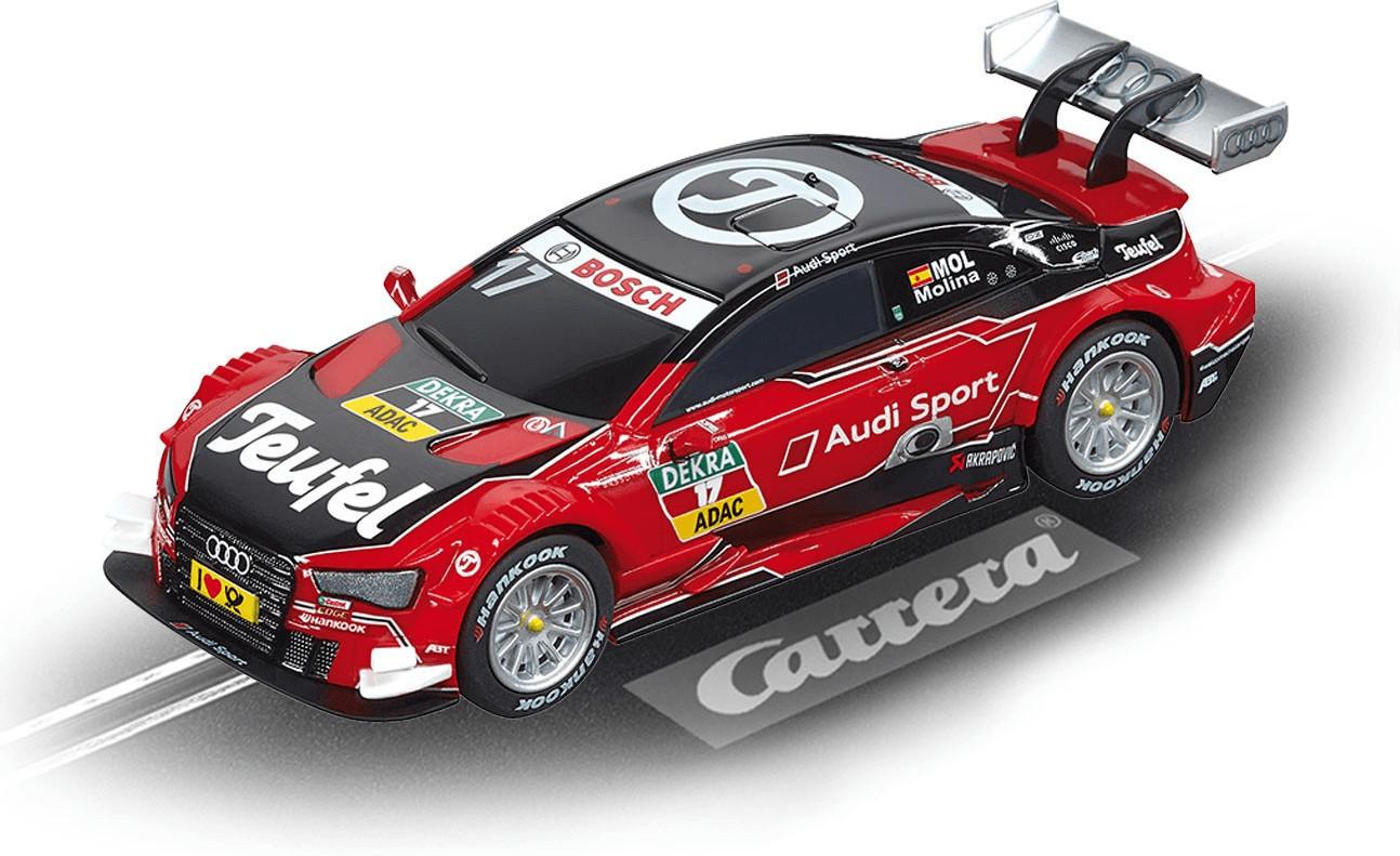Carrera GO!!! Teufel Audi RS 5 DTM ´´M.Molina, No.17´´