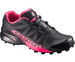 Salomon Speedcross Pro 2 Schwarz-Pink, Damen Trailrunning- & Laufschuh, Größe EU 42 - Farbe Black-Virtual Pink-Black Damen Trailrunning- & Laufschuh, Black - Virtual Pink - Black, Größe 42 - Schwarz-P