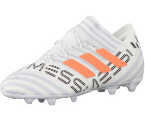 Buy Adidas Nemeziz Messi 17.1 FG Jr whitesolar orangeclear