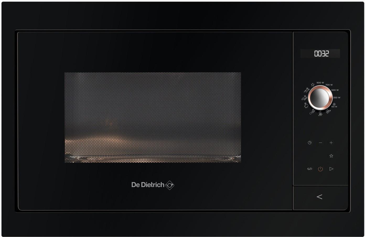 Image of De Dietrich DME7121X platinum