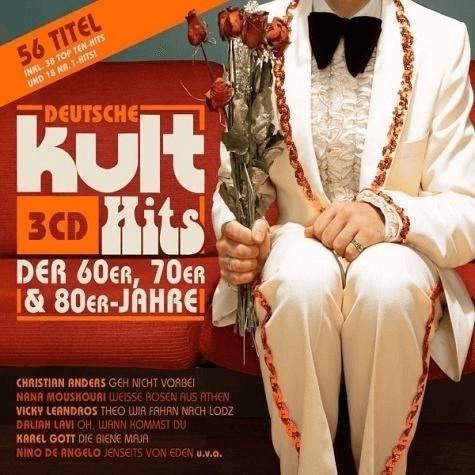 Deutsche Kulthits Der 60er,70er & 80er (CD)