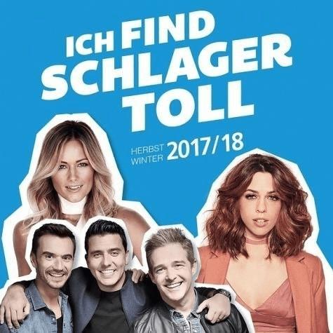 Ich Find Schlager Toll-Herbst/Winter 2017