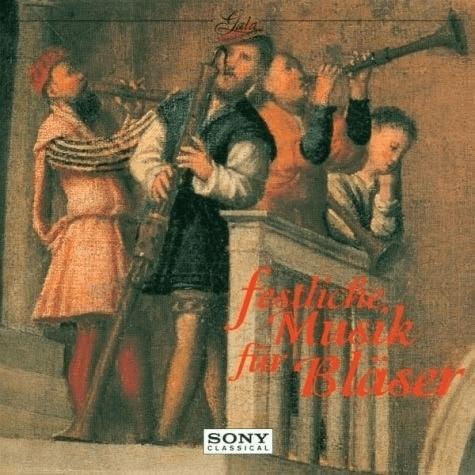 Festliche Musik Für Bläser (CD)