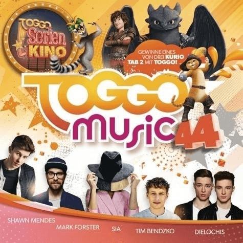 Toggo Music 44 (CD)