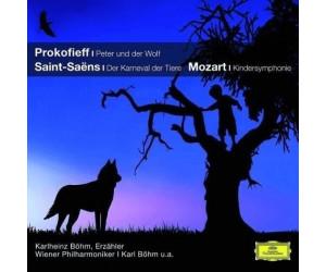 Barenboim - Peter und der Wolf: Der Karneval der Tiere + Classical Choice (CD)