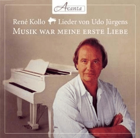 René Kollo - Musik War Meine Erste Liebe (CD)