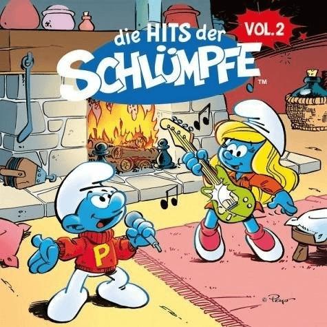 Die Schlümpfe - Die Hits Der Schlümpfe Vol.2