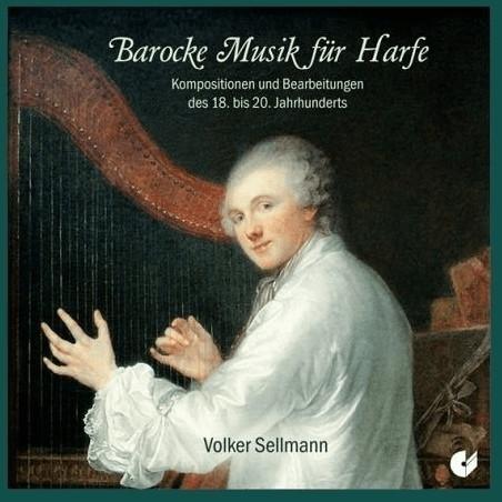 Sellmann,Volker - Barocke Musik Für Harfe (CD)
