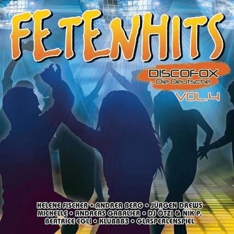 Fetenhits Discofox-Die Deutsche Vol.4 (CD)