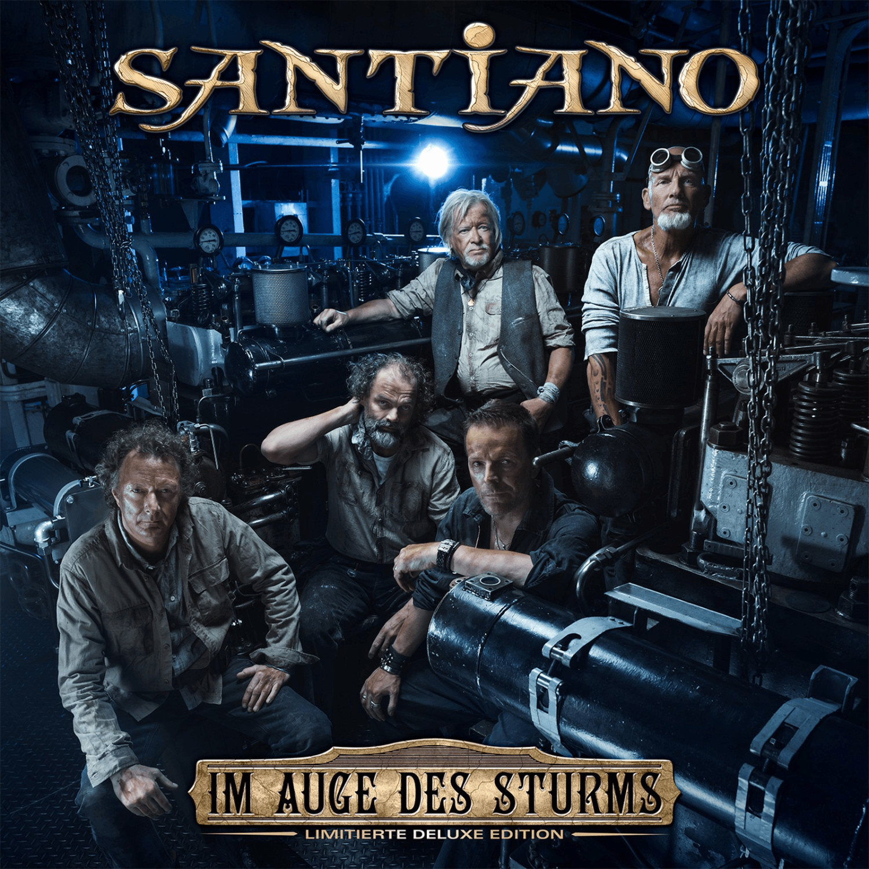 Santiano - Im Auge des Sturms (Ltd. Deluxe Edition)