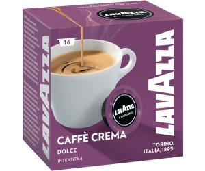 Lavazza A Modo Mio Caffe Crema Dolce Ab 5 51 Preisvergleich Bei