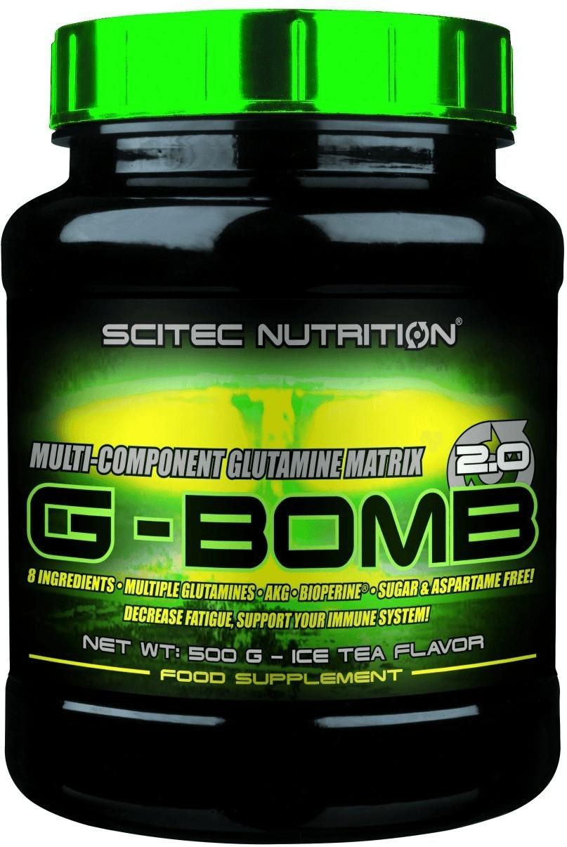 Scitec Nutrition G-Bomb 2.0 500g Ice Tee