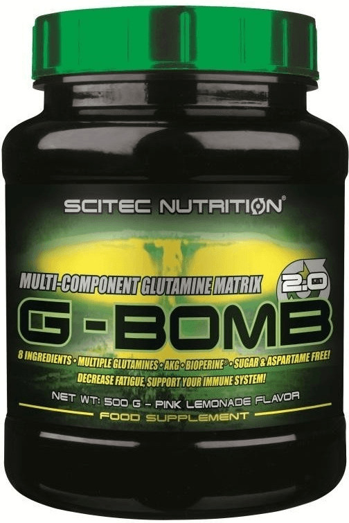 Scitec Nutrition G-Bomb 2.0 500g Pink Lemonade