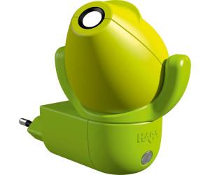 HABA Steckdosenlicht Nachtlicht Projektor Kinder Gute-Nacht-Drachen Grün 301993