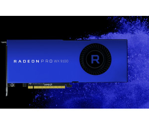 AMD RADEON PRO WX 9100 16GB HBM2