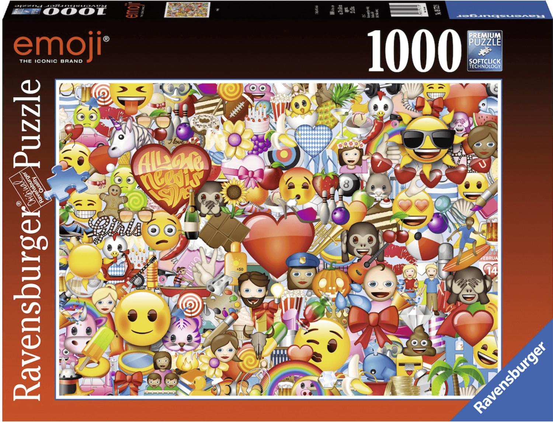 Ravensburger Emoji (1000 Teile)