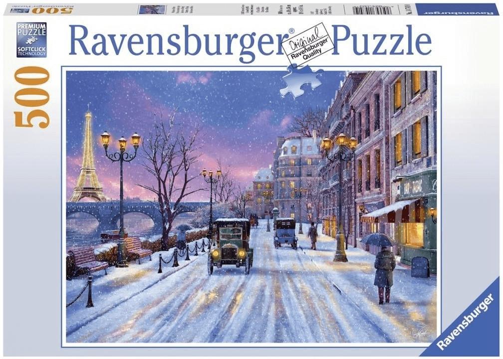 Ravensburger Winter in Paris