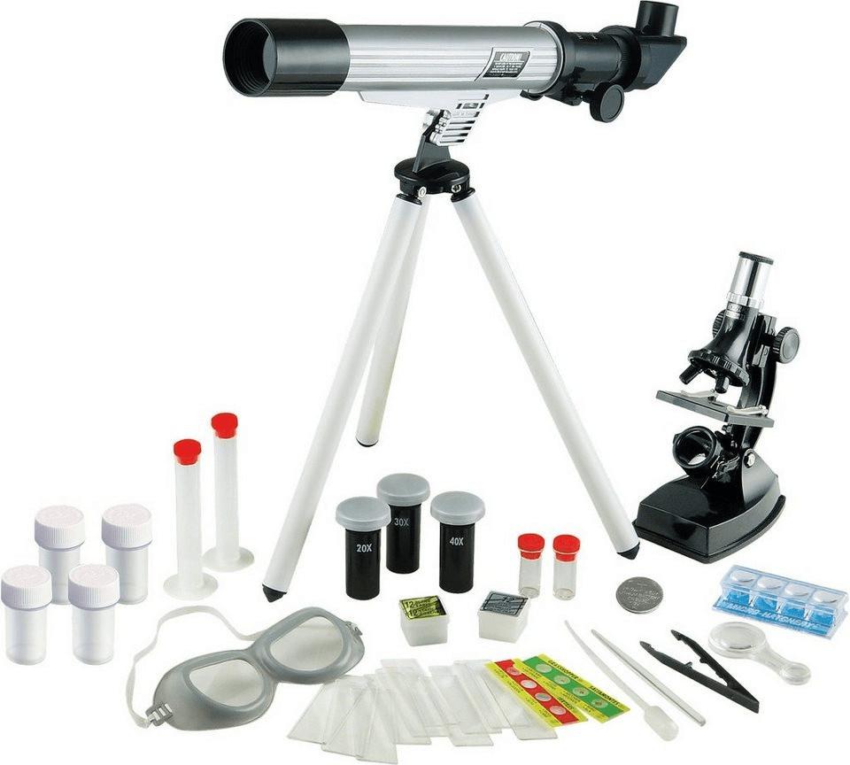 MyToys Teleskop & Mikroskop-Set 6557006