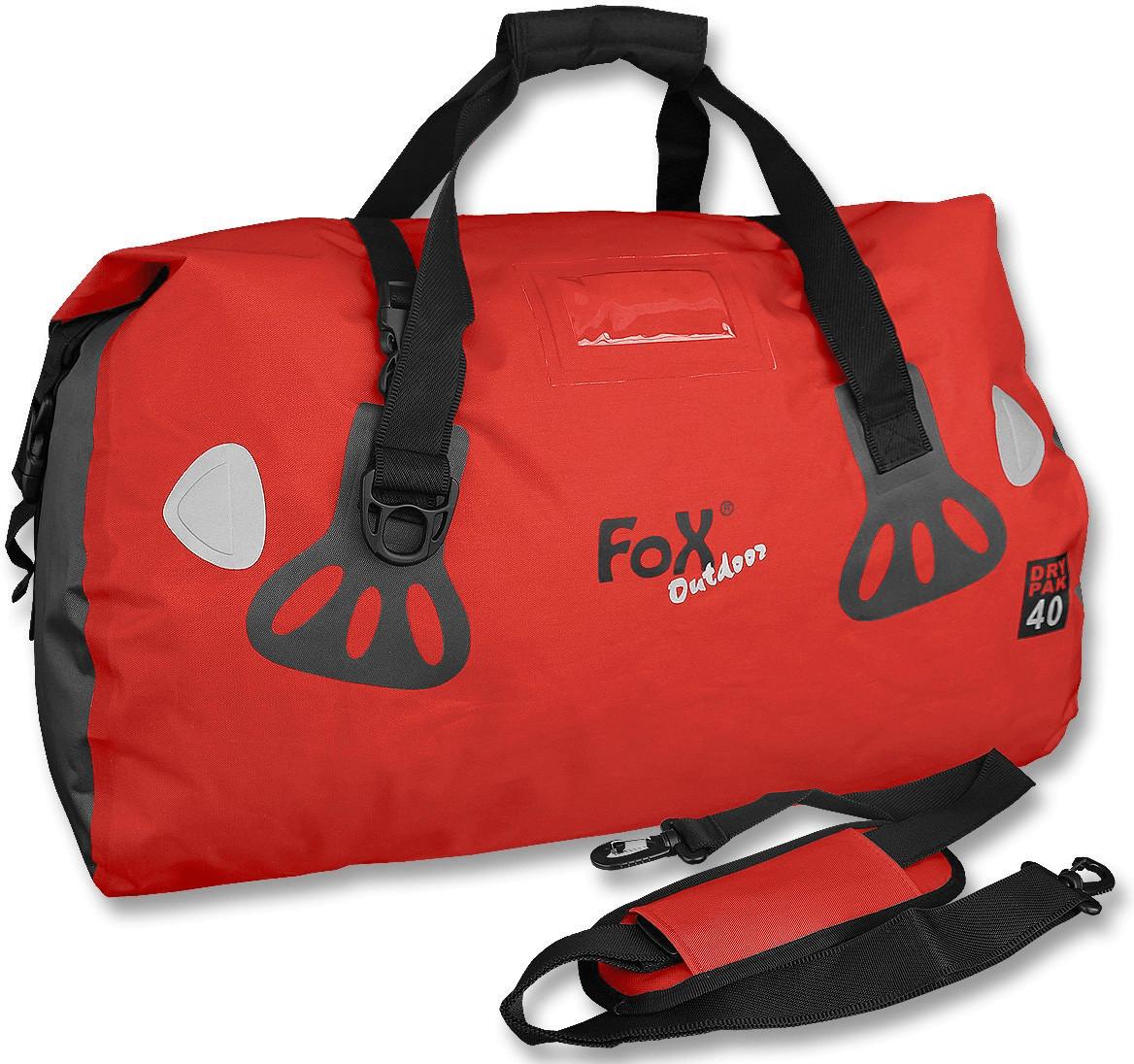Fox Outdoor Dry Pak 40 red (30528)