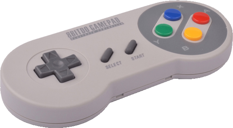 8Bitdo 8 bitdo AP40 Controlador Limited Edition Nintendo Interruptor NES MINI