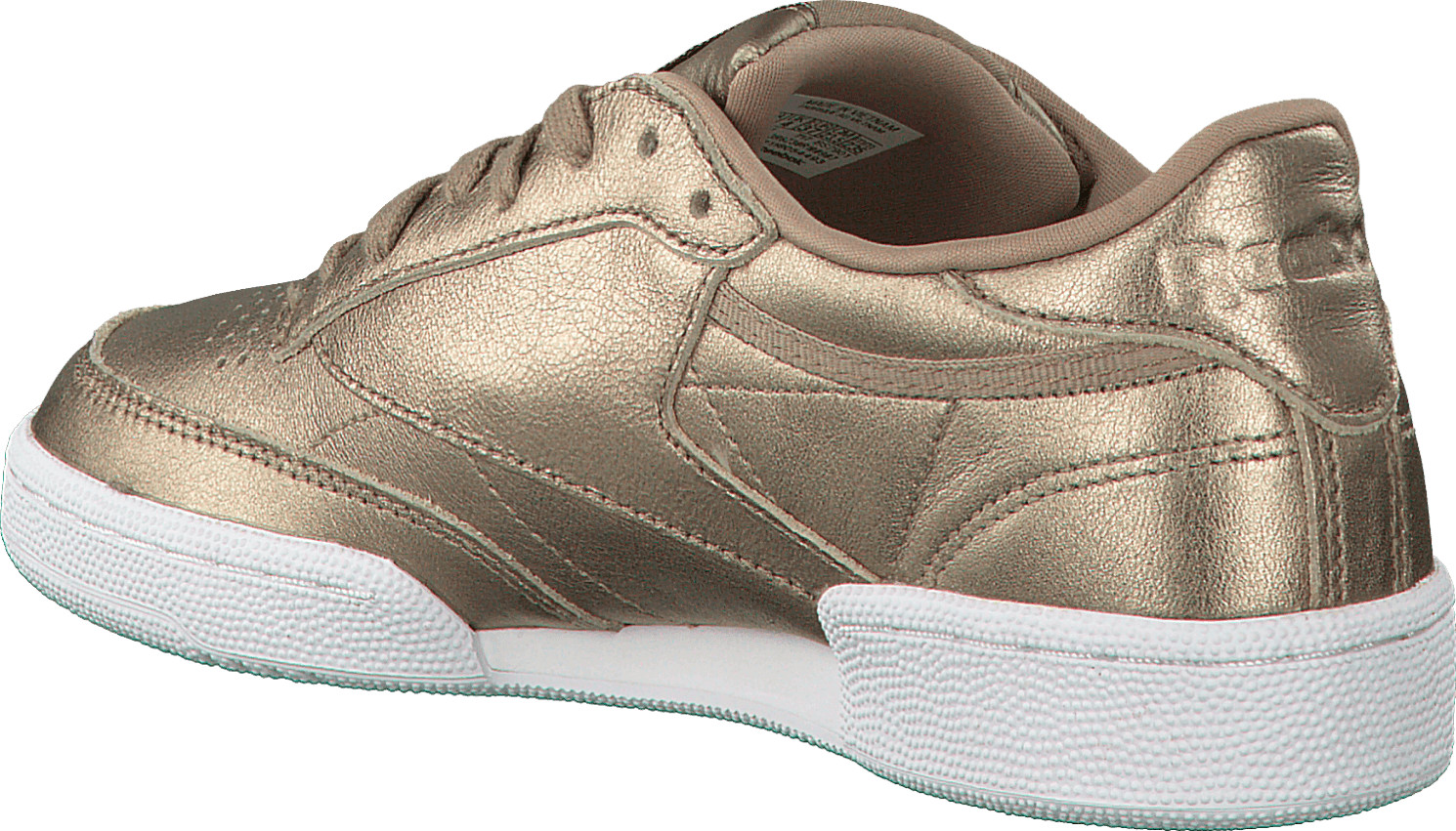 quality design 437f0 af50d Reebok Club C 85 Melted Metals Women pearl met-grey goldwhite