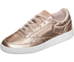 Goldfarbene Reebok Sneaker CLUB C 85 WMN XGftOMbhrM