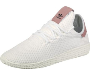 Adidas Pharrell Williams Tennis Hu footwear white/footwear white/raw ...