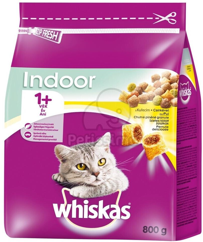Whiskas Indoor 1+ with chicken