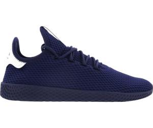 Buy Adidas Pharrell Williams Tennis Hu dark blue dark blue footwear ... 71498700e30