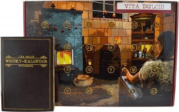 Vita Dulcis Whisky/Whiskey Adventskalender - In...