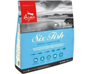 Orijen Six Fish Katzen-Trockenfutter 1,8kg