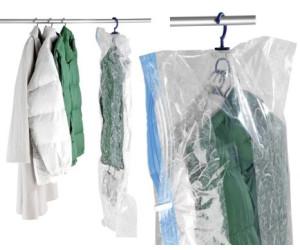 Wenko Vakuum Raumspar-Kleidersack XL 145 x 70 cm