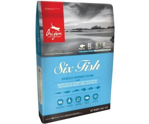 Orijen Six Fish Katzen-Trockenfutter 5,4kg