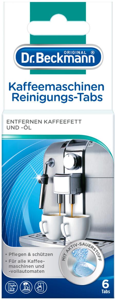 Dr.Beckmann Kaffeemaschinen Reinigungs-Tabs 6 S...