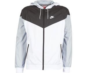 Nike jacke damen schwarz grau
