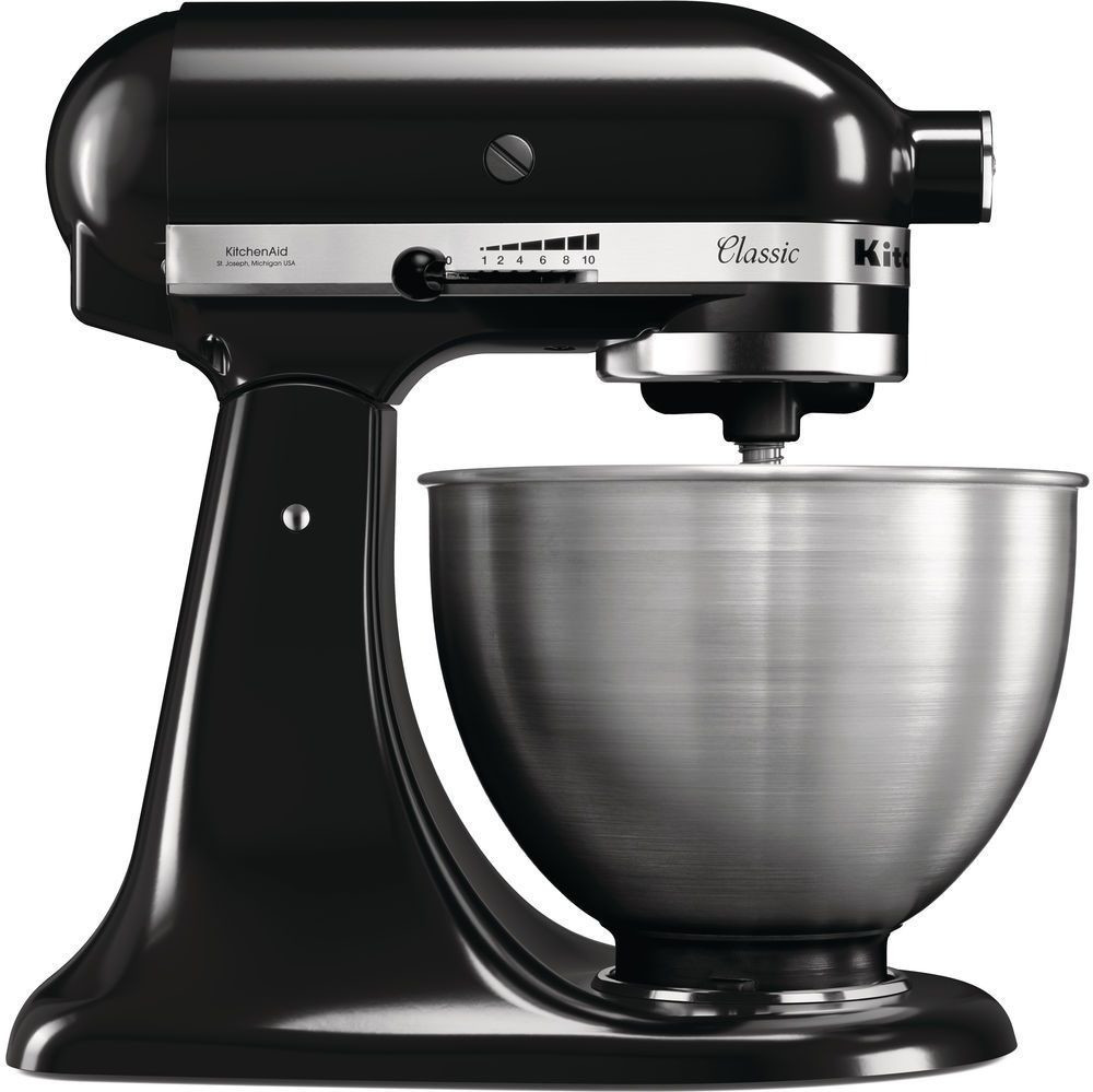 Image of KitchenAid 5K45SSEOB Classic