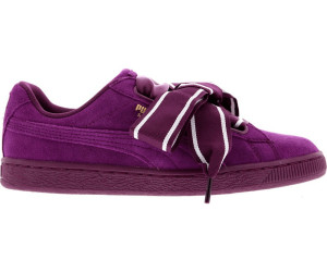 puma suede heart satin 2