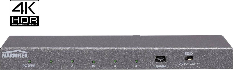 Image of Marmitek 4 Port HDMI-Splitter (8325)