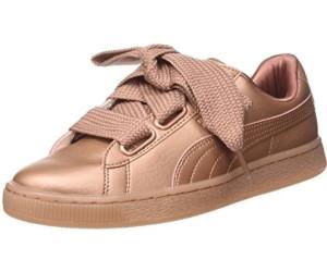 Basket Heart Copper Puma Baskets/Tennis FemmePuma Lri9kdM